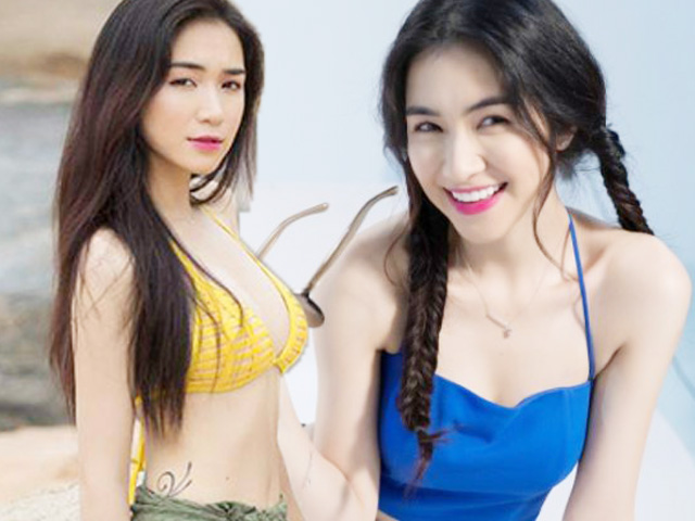 Hoà Minzy xóa hình xăm tên Công Phượng trên ngực để diện bikini