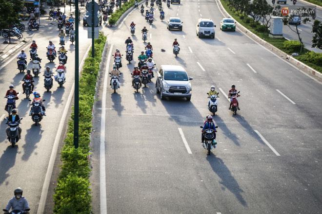 TP.HCM đề xuất giảm tốc độ tối đa đối với ôtô trên 10 tuyến đường - 1