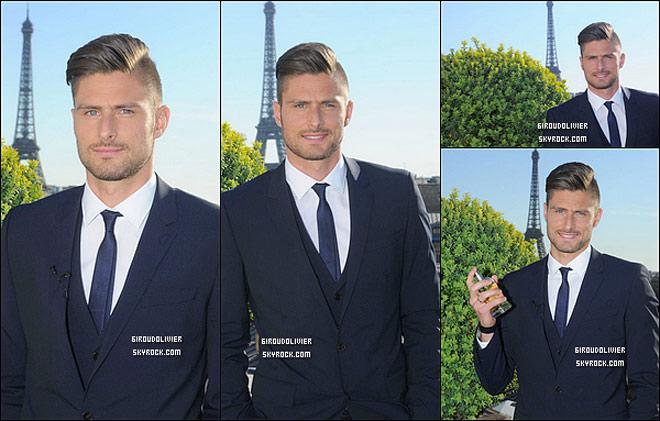 """Olivier Giroud: """"Nam thần"""" đắt quảng cáo mỹ phẩm nhất tuyển Pháp - 1"""