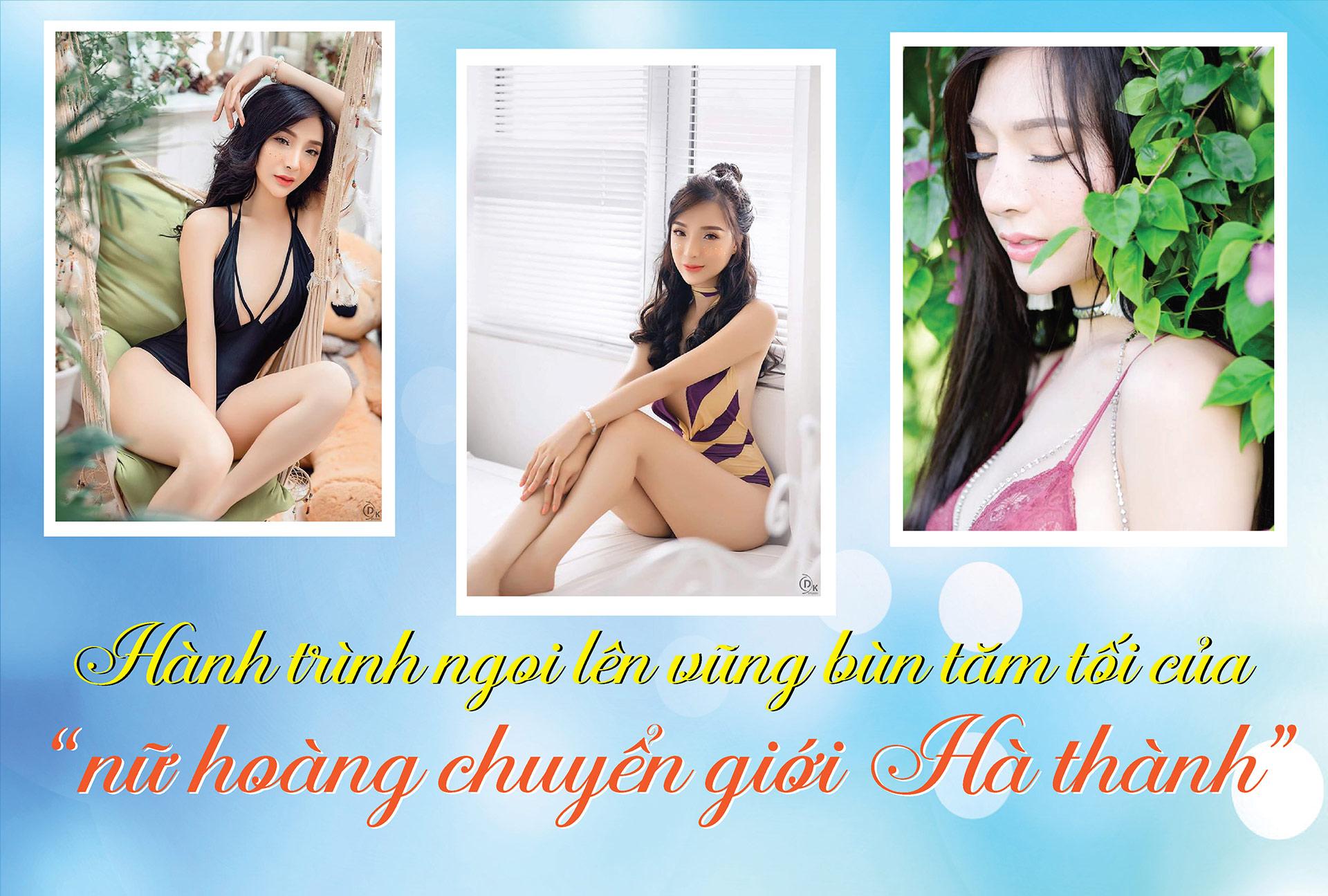 """""""Nữ hoàng chuyển giới Hà thành"""" kể lại quá khứ bị lột trần giữa đường - 1"""