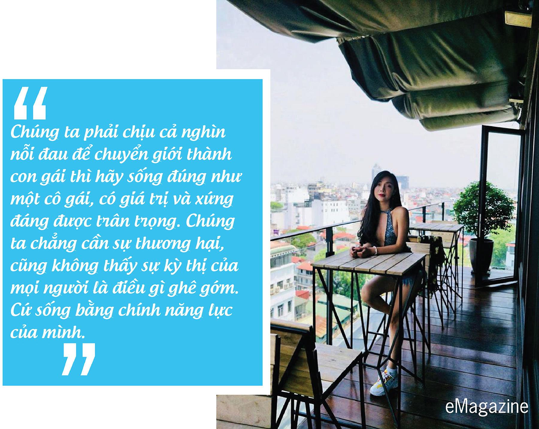 """""""Nữ hoàng chuyển giới Hà thành"""" kể lại quá khứ bị lột trần giữa đường - 12"""