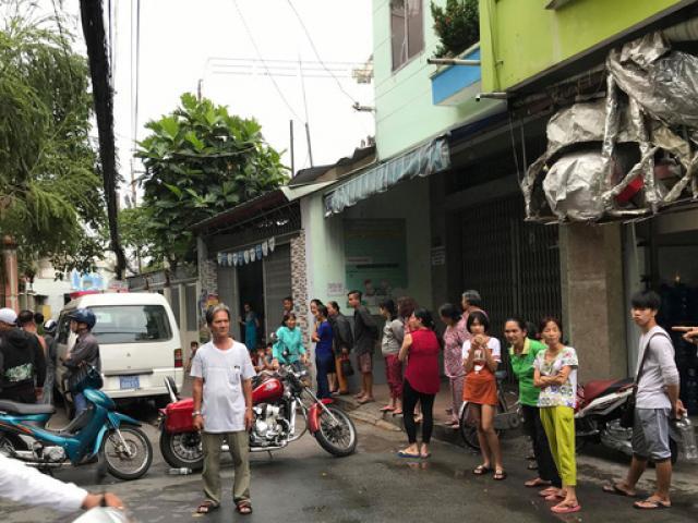Hai cha con cùng tử vong trong ngôi nhà ở quận Tân Bình