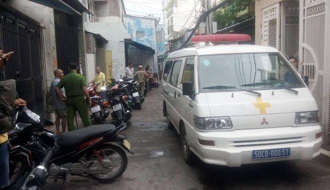Vụ án mạng hai cha con tử vong ở Sài Gòn: Hàng xóm bàng hoàng - 1