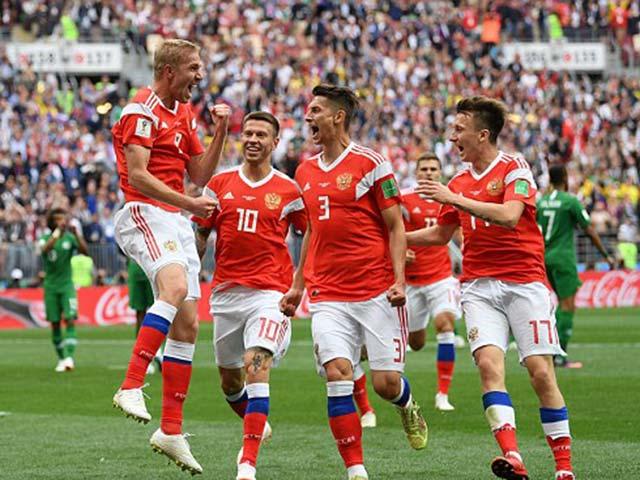 TRỰC TIẾP World Cup 2018 Nga - Saudi Arabia: Đá phạt thần sầu (KT)
