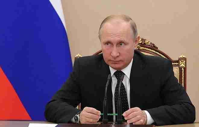 """Tổng thống Putin bất ngờ """"trảm"""" một loạt quan chức cấp cao Điện Kremlin - 1"""
