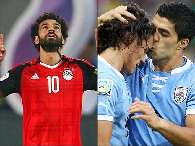 Ai Cập – Uruguay: Dấu hỏi Salah, sức mạnh Suarez – Cavani (World Cup 2018) - 1