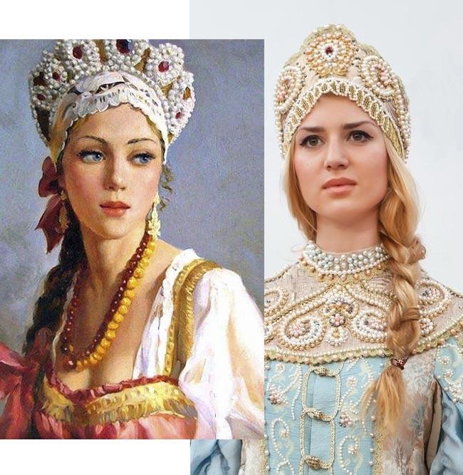 Có nhiều lời ca ngợi phụ nữ Nga đẹp nhất thế giới. Những cô gái bình thường của xứ bạch dương cũng đẹp như tranh.