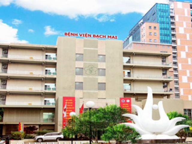 Bệnh viện Bạch Mai thông tin ban đầu về bệnh nhân tử vong sau khi nội soi phế quản