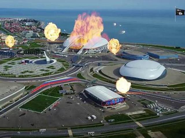 World Cup 2018: Khủng bố IS tung ảnh đánh bom sân vận động Nga