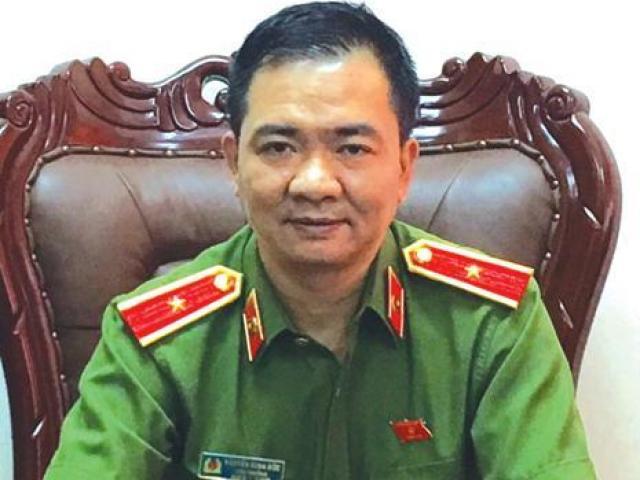 Tướng Công an nói gì về trang bị tên lửa cho Công an huyện?