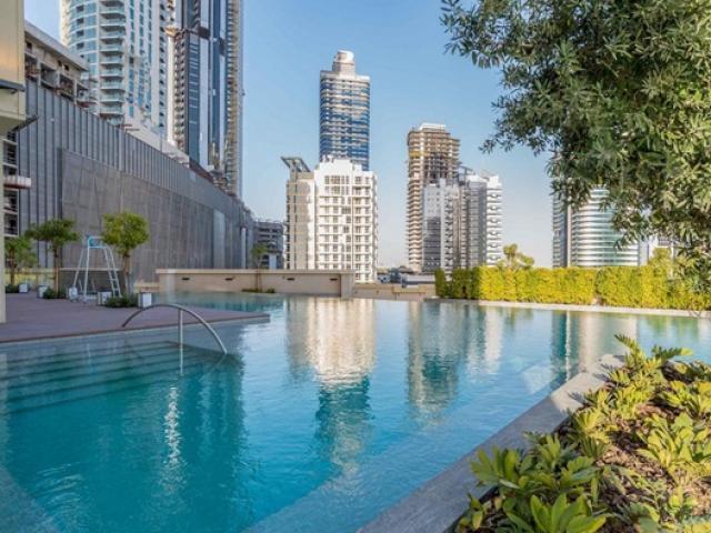 Chung cư cho giới nhà giàu ở Dubai đẹp đến mức nào?