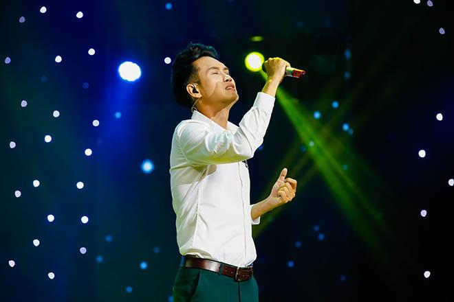 Nghệ sĩ Kim Phương bật khóc nghe con trai hát về chồng đã mất - 1
