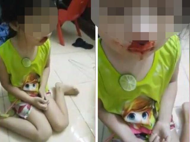Xác minh clip mẹ chửi bới, đánh con gái thậm tệ gây phẫn nộ