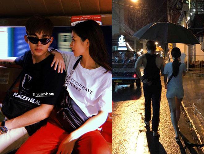 Thực hư tin đồn Jun Vũ bí mật hẹn hò cựu thành viên 365 tại Thái Lan - 1