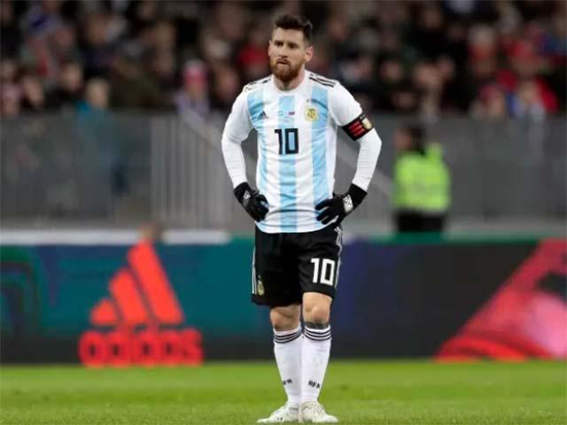 """World Cup 2018: Argentina tung đội hình """"hàng chợ"""", fan sợ Messi đơn độc"""