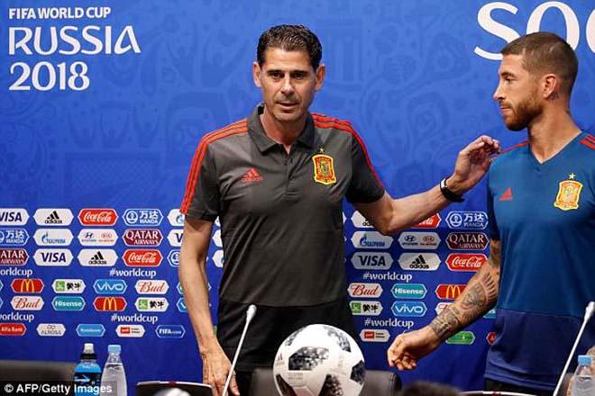 """Tây Ban Nha đại loạn: Ramos định đánh sếp lớn, Mourinho """"thêm dầu vào lửa"""" - 1"""