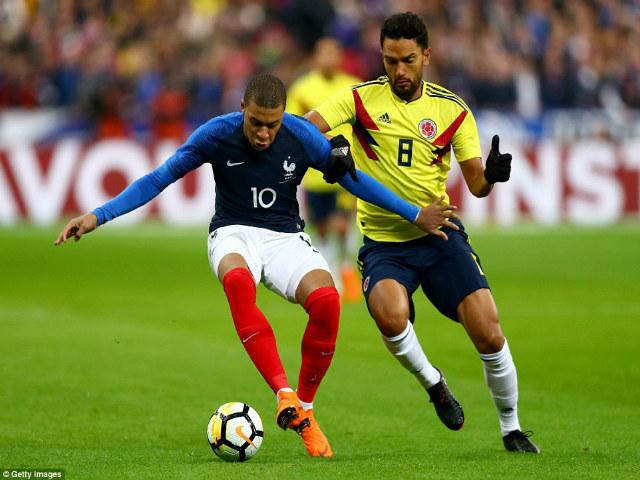 """Bảng C World Cup Pháp – Australia: Pogba cháy hết mình, """"Gà trống"""" ra oai"""