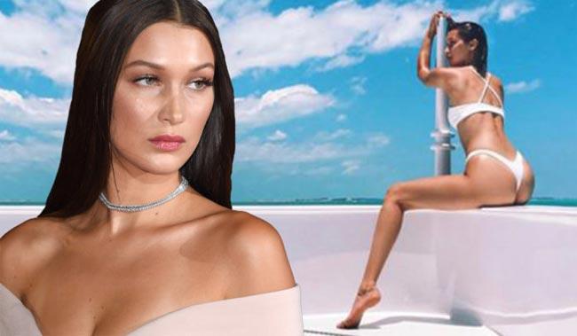 Em gái của Gigi là người mẫu Bella Hadid cũng lọt vào bảng xếp hạng.