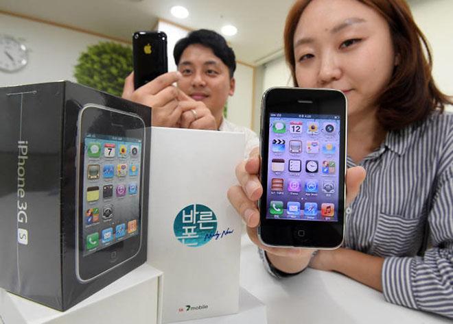 iPhone 3GS tái xuất thị trường sau gần 8 năm qua một nhà mạng - 1