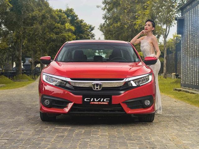 Honda Civic gây bất ngờ với doanh số bán ra trong tháng 05/2018 vừa qua