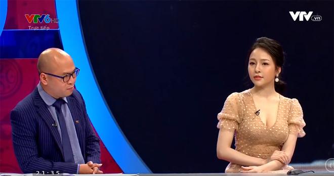 Cô gái bị chê nhạt nhẽo khi bình luận World Cup trên VTV là ai? - 1