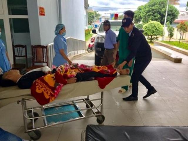 Tin mới nhất vụ xe khách lao vực đèo, 3 người chết tại Kon Tum