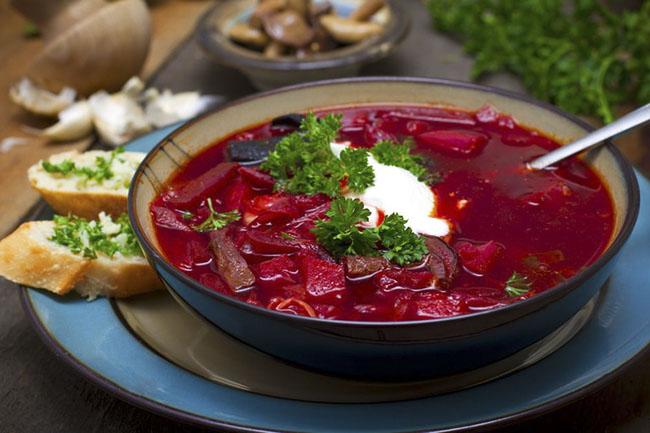 7 món súp ngon nức tiếng ở Nga, đến xem World Cup nhất định phải thử qua - 1