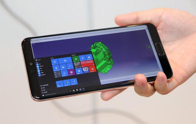 Huawei Cloud cho phép chạy Windows 10 trên điện thoại Huawei - 1