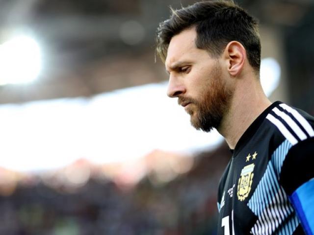 """Argentina vấp """"đá tảng"""" Iceland: Messi lại hỏng 11m vô duyên"""