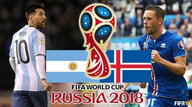 """Dự đoán tỷ số World Cup 16/6: Messi vùi dập """"nhược tiểu"""", sẽ ghi mấy bàn? - 1"""