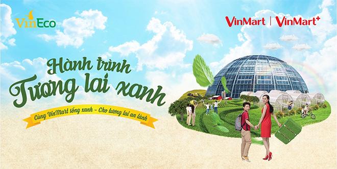 """""""Mục sở thị"""" quy trình sản xuất nông sản sạch bán tại VinMart & VinMart+ - 1"""