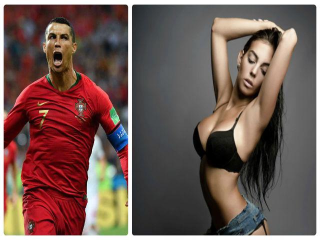 Ronaldo lập hat-trick lịch sử World Cup, bạn gái hot girl ở đâu?
