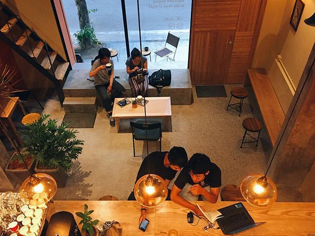 Khám phá 2 quán cà phê mới mở dành cho người thích yên tĩnh
