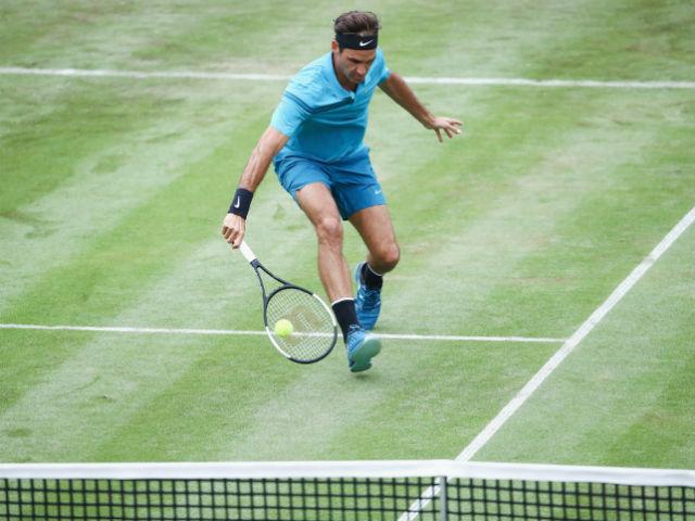 Federer - Raonic: Bản lĩnh đấu súng, đăng quang xứng đáng (Chung kết Stuttgart Open)