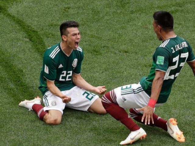 """3 cú đấm sốc, 3 ông trùm """"vỡ mặt"""": """"Tí hon"""" gây chấn động World Cup"""