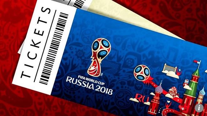Hàng ngàn CĐV Trung Quốc mua phải vé giả ở World Cup 2018 - 1