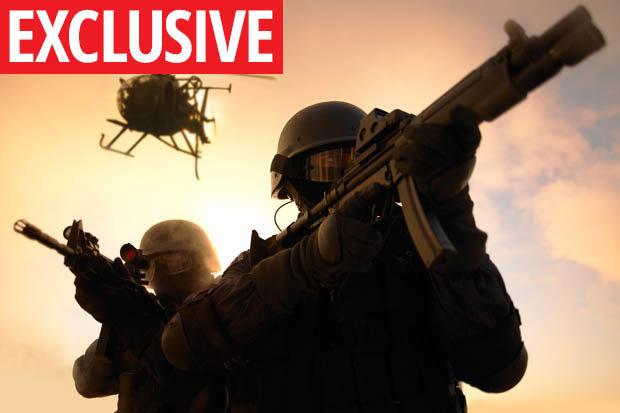 Súng hỏng, lính Anh dùng búa đập chết quân khủng bố - 1