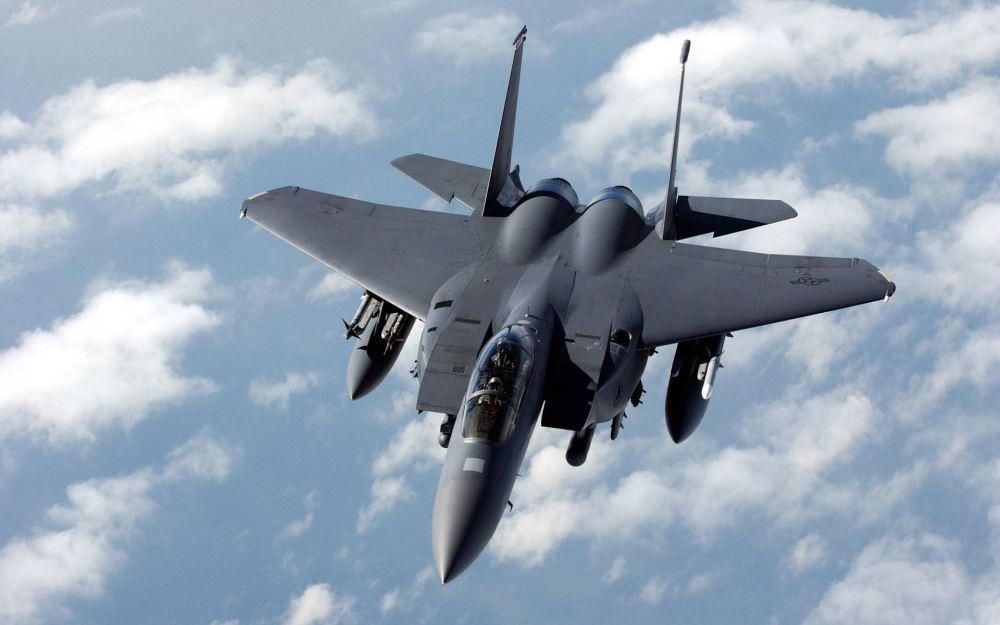 Bị tố không kích quân đội chính phủ Syria, Mỹ nói gì? - 1