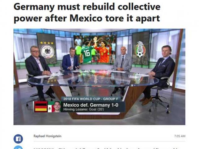 Chấn động World Cup, Đức gục ngã: Báo thế giới xát muối, đưa ra dớp đáng sợ