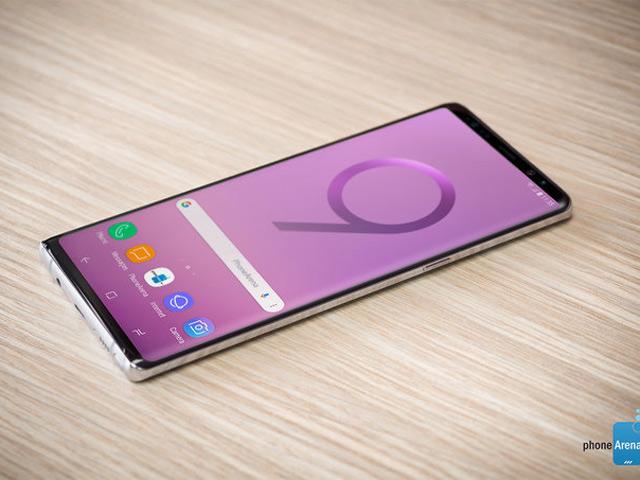 Xác nhận: Galaxy Note 9 có tùy chọn bộ nhớ trong cực khủng
