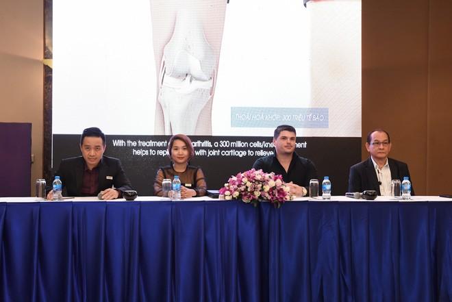 Future Clinic công bố đối tác chiến lược Stem Cells 21 Thái Lan - 1