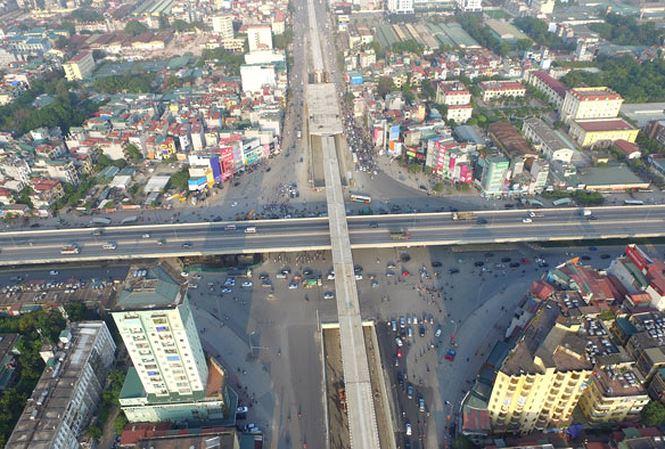Hà Nội muốn đổi 40 ha đất 'vàng' làm hơn 2 km đường - 1