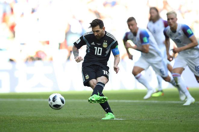Messi đá World Cup thảm họa: Iceland hơn đứt Argentina, Maradona dọa nạt Sampaoli - 1
