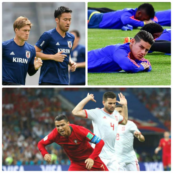 """Đấu Colombia, Nhật Bản sợ SAO Bayern """"vấp cỏ"""" như Ronaldo - 1"""