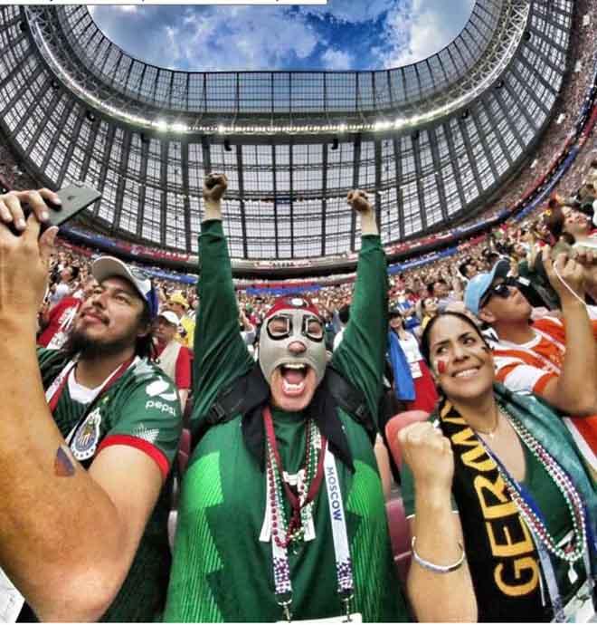 Ấn tượng World Cup 18/6: Thất vọng Neymar, fan Mexico mở hội - 1