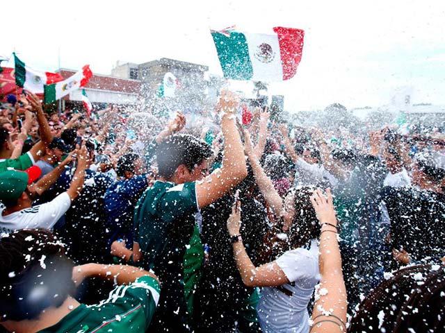 Choáng: Cú sốc World Cup, Đức – Mexico tạo địa chấn ở thủ đô Mexico