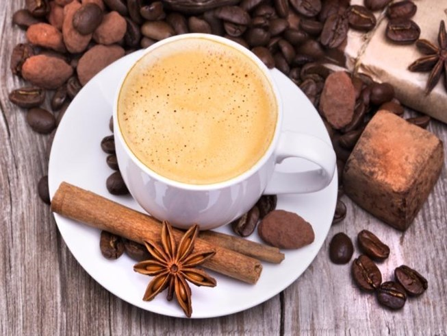 10 ý tưởng khiến ly cà phê của bạn trở nên hấp dẫn - 1