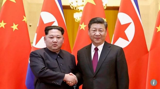 Kim Jong-un lại bất ngờ sang Trung Quốc gặp ông Tập? - 1