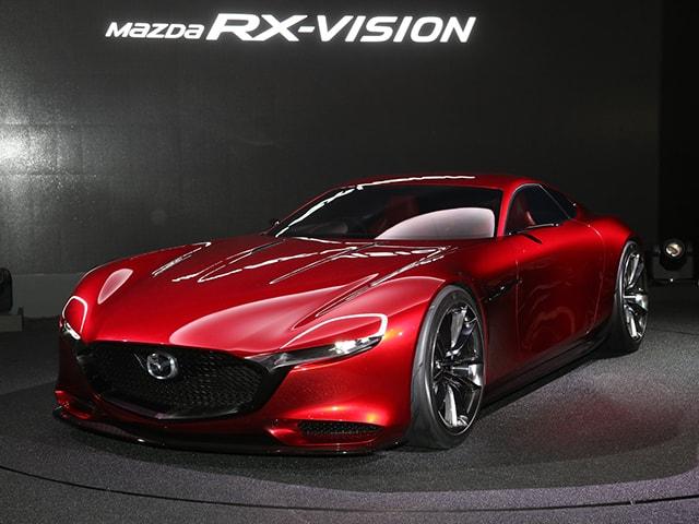 Mazda RX-9 dùng động cơ xoay có thể được sản xuất trong tương lai
