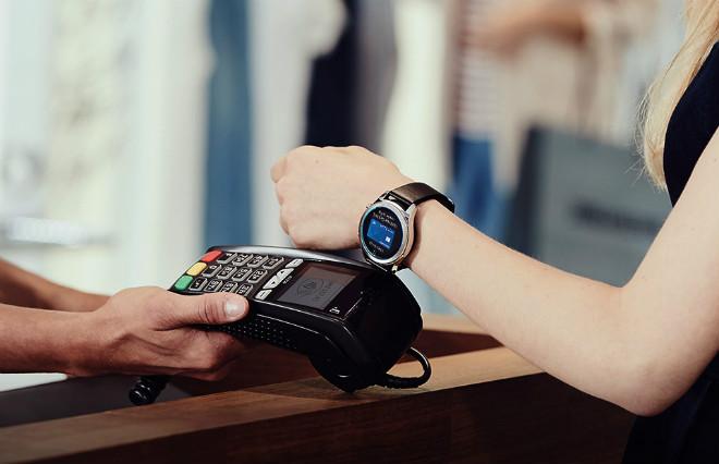 Gear S3 tích hợp Samsung Pay: Hổ mọc thêm cánh - 1